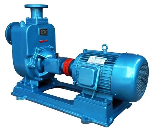 是集自吸泵和无堵塞排污泵功能于一体,采用轴向回流外混式,水力设计